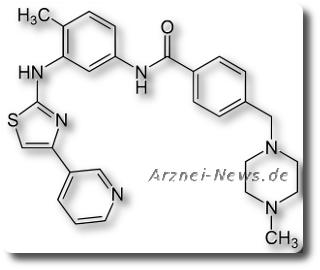 Strukturformel Masitinib