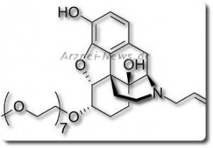 Naloxegol: Chemische Strukturformel