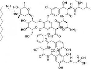 telavancin