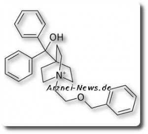 Umeclidiniumbromid / Incruse Strukturformel